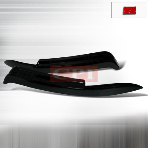 AUDI 1996-2001 AUDI A4 HEADLIGHT EYE LIDS/ EYELIDS  FOR HEAD LAMPS/ LIGHTS   1 SET OF RH & LH 1996,1997,1998,1999,2000,2001