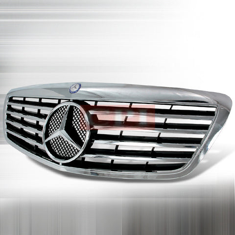 Mercedes 2006-2007 Mercedes Benz W221 S-Class Front Grille Sl Type Performance-r