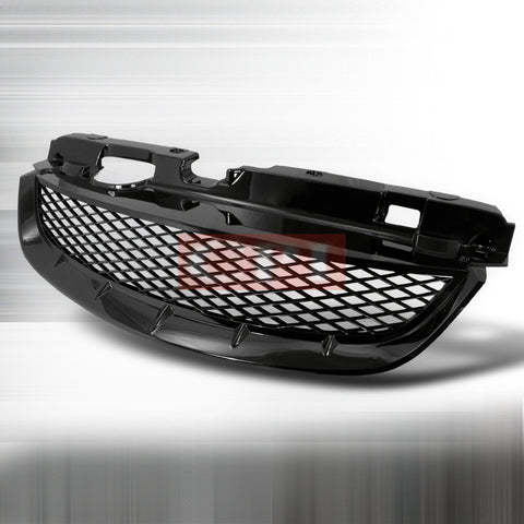 Honda 2004-2005 Honda Civic 2Dr Hood Grille Performance-r