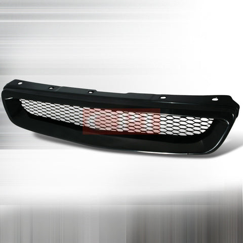 Honda 1996-1998 Civic Front Hood Grille - Type-R Performance-q