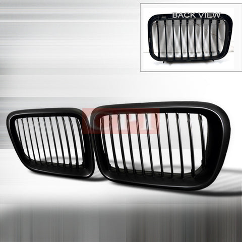 Bmw 1992-1996 Bmw E36 3-Series Front Hood Grille Performance-g