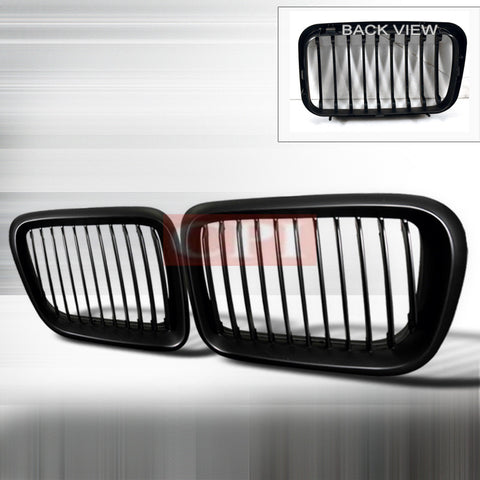 Bmw 1997-1998 Bmw E36 3-Series Front Hood Grille Performance-d