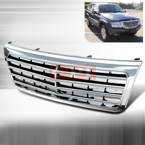 Jeep 1999-2003 Jeep Grand Cherokee Grille Performance-p