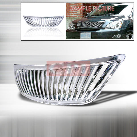 Lexus 2004-2006 Lexus Rx330 Chrome Front Grille Performance-z