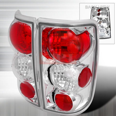 CHEVROLET 1995-2002 CHEVY S10 BLAZER/JIMMY TAIL LIGHTS /LAMPS -EURO 1 SET RH&LH PERFORMANCE