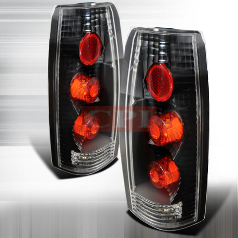 CHEVROLET 1988-1998 CHEVY PICK UP C10 PICK UP TRUCK TAIL LIGHTS /LAMPS - EURO 1 SET RH&LH