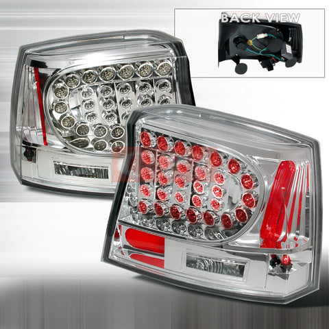 Dodge 2005-2007 Dodge Charger Led Tail Lights /Lamps-s