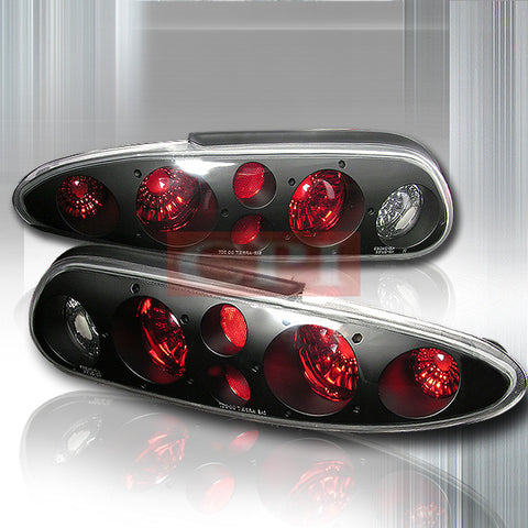 CHEVROLET 1993-2002 CHEVY CAMARO TAIL LIGHTS /LAMPS EURO 1 SET RH&LH  1993,1994,1995,1996,1997,1998,1999,2000,2001,2002