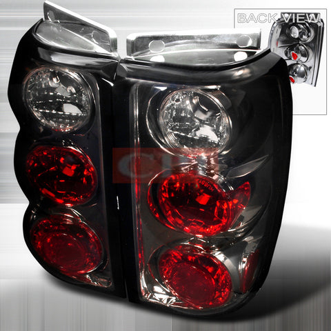 Ford 1995-1997 Ford Explorer Altezza Tail Lights /Lamps-f