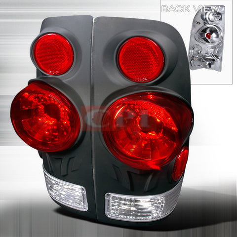 Ford 1997-2003 F150 3-D Styleside Tail Lights /Lamps -Euro 1 Set Rh&Lh Performance 1997,1998,1999,2000,2001,2002,2003-k