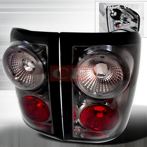 Ford 2001-2003 Ford F150 Flareside Tail Lights /Lamps Euro 1 Set Rh&Lh Performance 2001,2002,2003-i