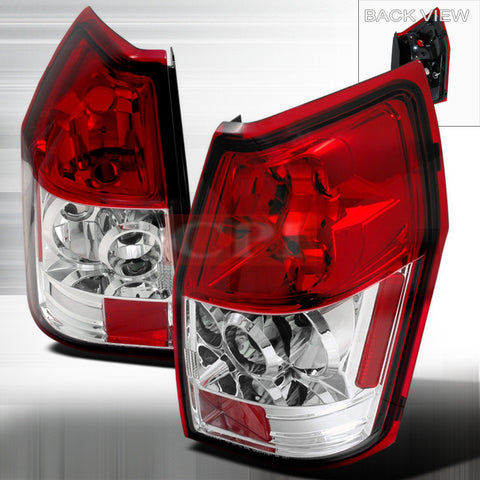 Dodge 2005-2007 Dodge Magnum Altezza Tail Lights /Lamps-b
