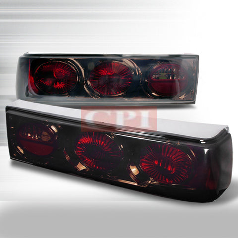 Ford 1987-1993 Ford Mustang Apc Tail Lights /Lamps 1 Set Rh&Lh Performance 1987,1988,1989,1990,1991,1992,1993-x