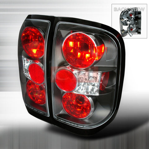 Nissan 1999-2004 Nissan Pathfinder Tail Lights /Lamps Euro 1 Set Rh&Lh Performance 1999,2000,2001,2002,2003,2004-r