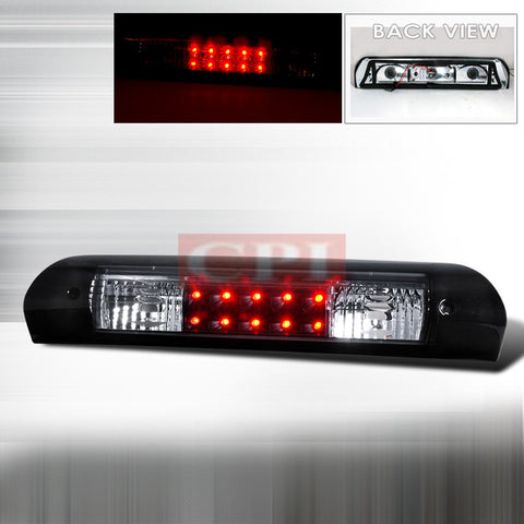 Dodge 2002-2008 Dodge Ram Pick Up Led 3Rd Brake Light/ Lamp Euro--n