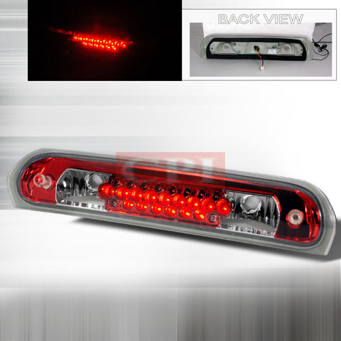 DODGE 2002-2008 DODGE RAM PICK UP LED 3RD BRAKE LIGHT/ LAMP EURO-PERFORMANCE  2002,2003,2004,2005,2006,2007,2008