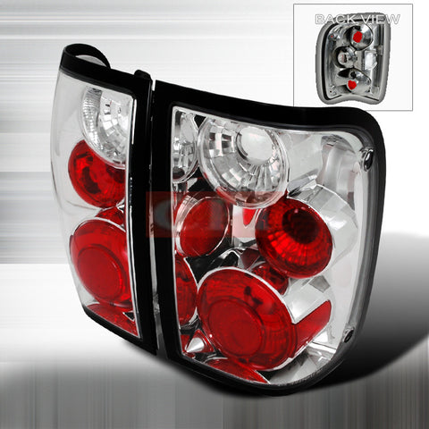FORD 1993-2000 FORD RANGER ALTEZZA TAIL LIGHTS /LAMPS 1 SET RH&LH PERFORMANCE 1993,1994,1995,1996,1997,1998,1999,2000