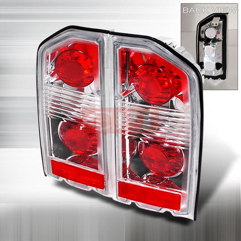 SUZUKI 1988-1998 SUZUKI VITARA/XL7 TAIL LIGHTS /LAMPS EURO 1 SET RH&LH  1988,1989,1990,1991,1992,1993,1994,1995,1996,1997,1998