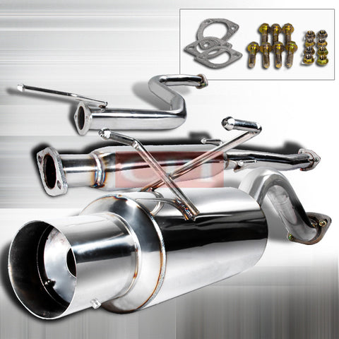 HONDA 1996-2000 CIVIC 3D N1 CATBACK EXHAUST 2.5 inch Performance