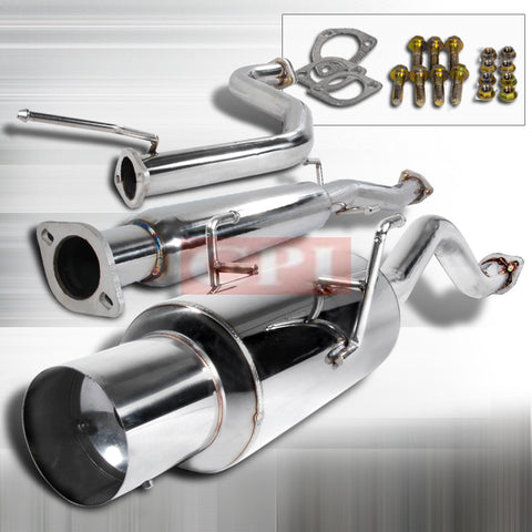 ACURA 1994-2001 INTEGRA GS/RS N1 CATBACK EXHAUST 70 mm inlet Performance