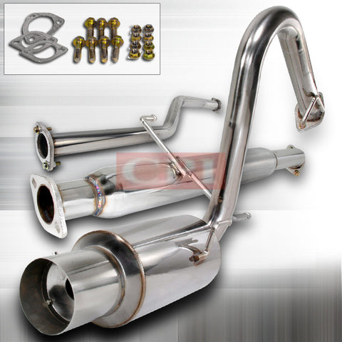 SCION 2005-2008 SCION TC CATBACK EXHAUST SYSTEM 3.0 inch Performance