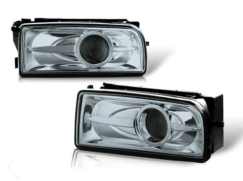 92-98 bmw e36 halo projector fog light (smoke) performance