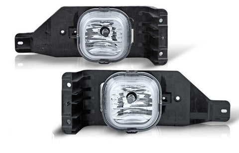 04-06 ford f250 oem style fog light - clear performance