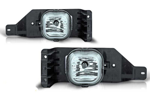 04-06 ford f250 oem style fog light - smoke performance