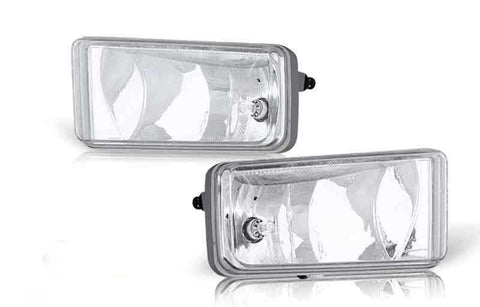 08-up chevy silverado/ 07-up chevy suburban fog light-clear performance