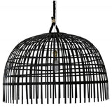 Open Weave Bamboo Dome Pendant only at Complete Pad | furniture store Australia