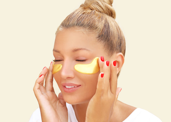 under eye facial skincare