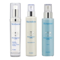 Harsh Climate Skin Care Kit - Skinlastin, Skinpura & Macroderm Save $10.85