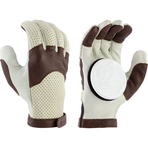 Guantes LY Leather Race Burley