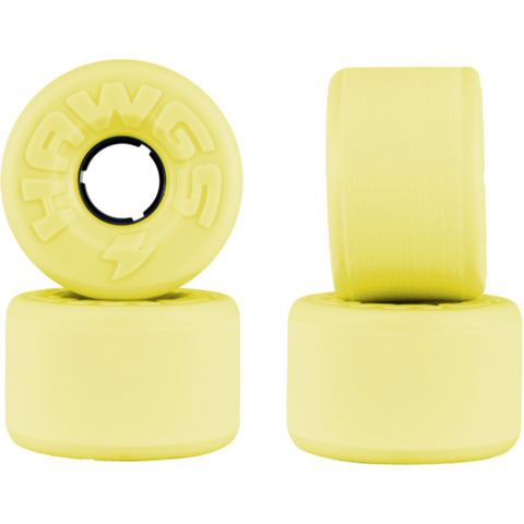 Easy Hawgs 63mm Yellow