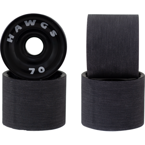 Hawgs Supreme 70mm 78A Black
