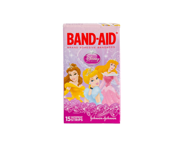 Baby Girl Band Aids