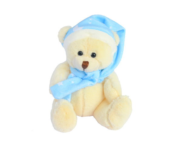 Baby Boy Blue Twinkle Bear