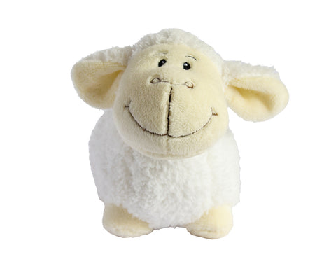 Baby White Lamb Toy