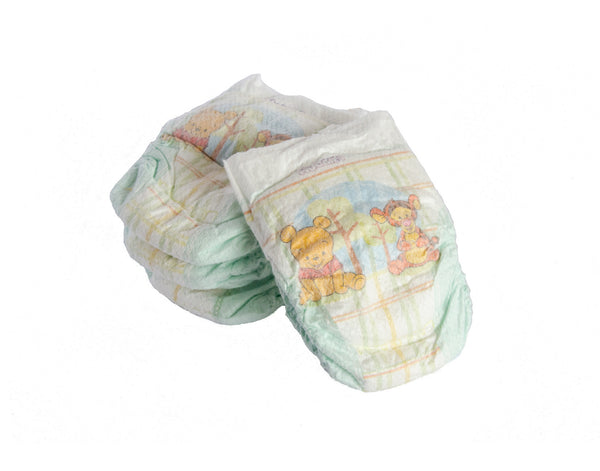 Baby Huggies Newborn Nappies