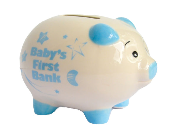 Baby Boy Money Box