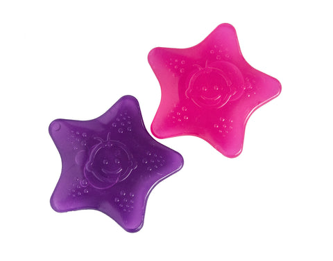 Heinz Baby Girl Star Teethers