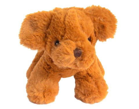 Brown Puppy Plush Toy
