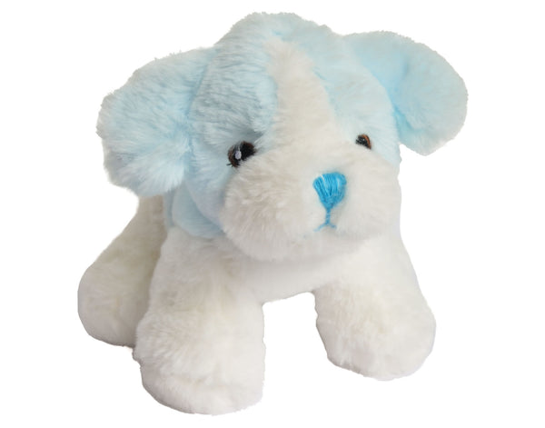 Blue Puppy Plush Toy