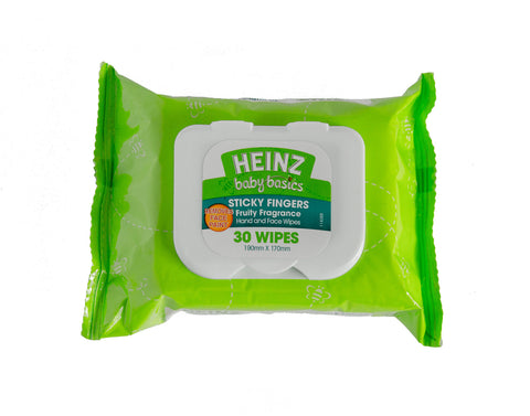 Heinz Baby Hand and Face Wipes
