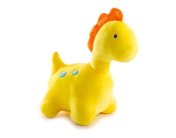 Yellow Baby Dinosaur Plush Toy