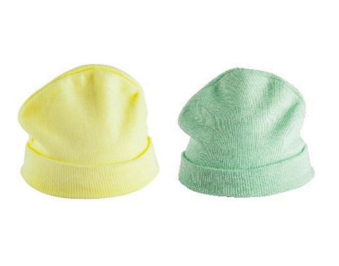 Knitted Bamboo Baby Beanie Caps