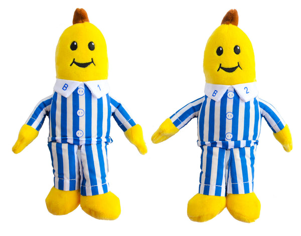 Bananas in Pyjamas Plush Twins