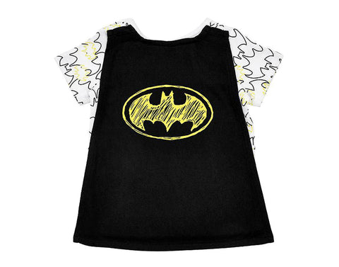 Batman T-shirt with Cape
