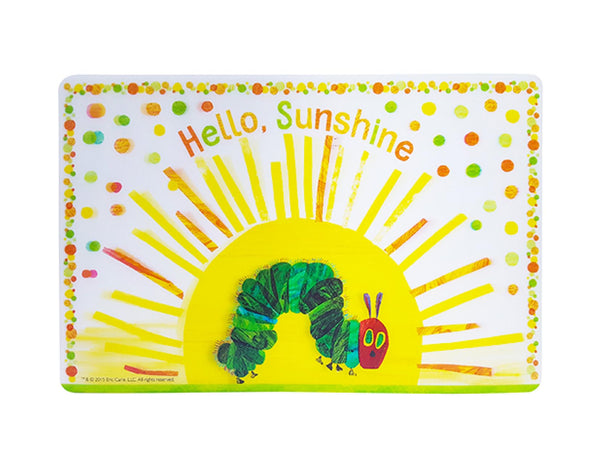 The Very Hungry Caterpillar 3D Placemat
