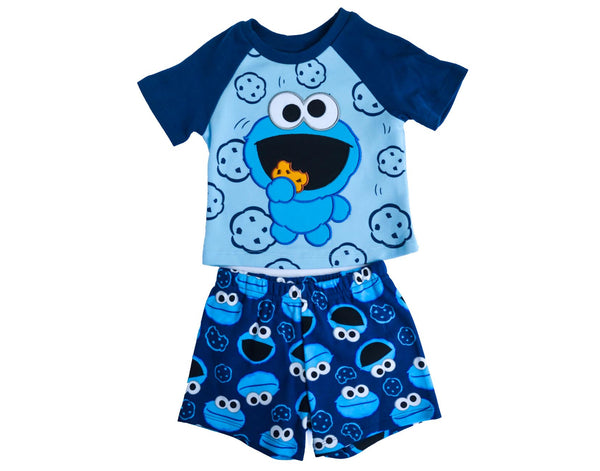 Cookie Monster Pyjama Set